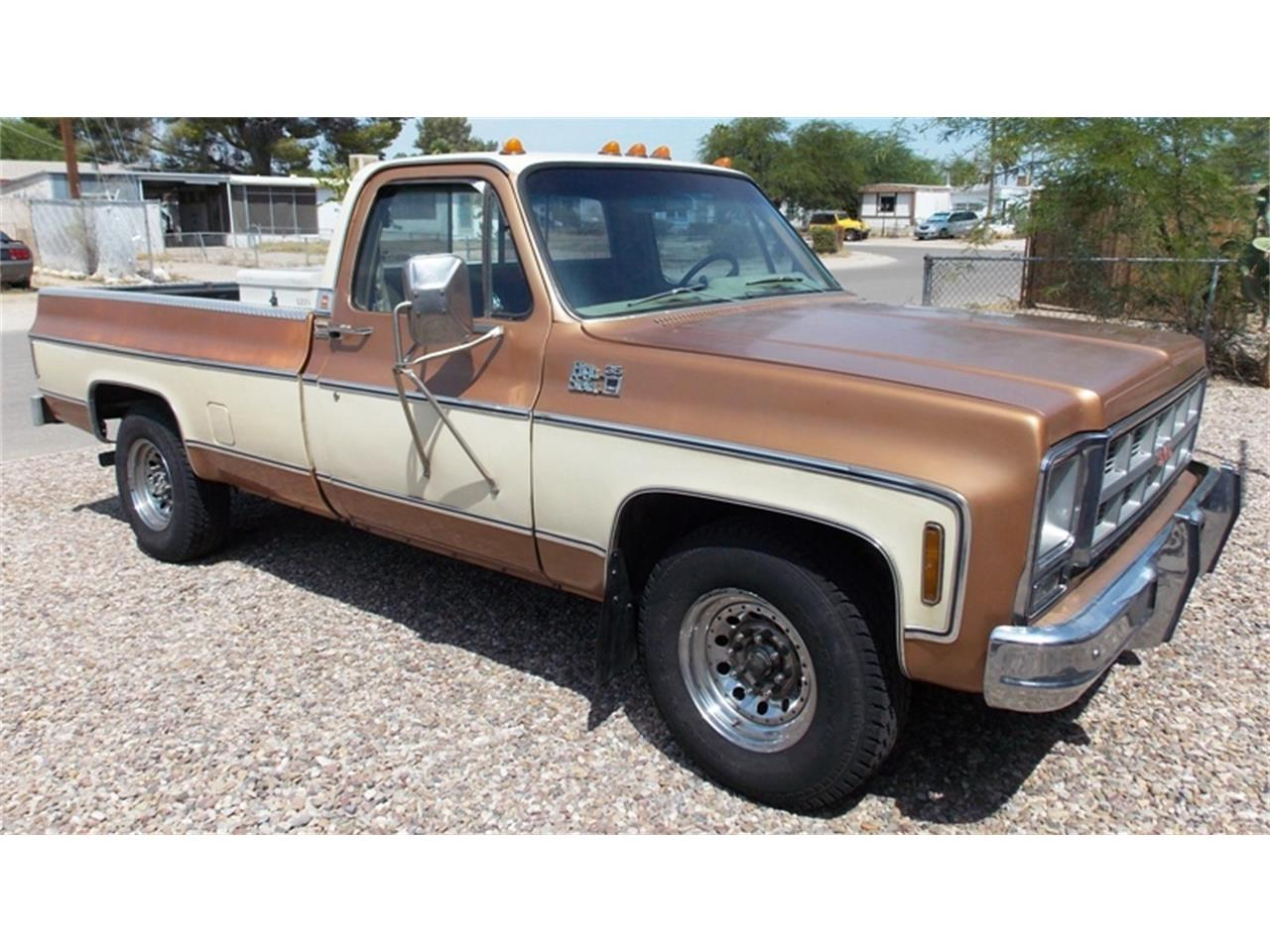 Large Picture of 1979 GMC 3500 located in Arizona - OE6G