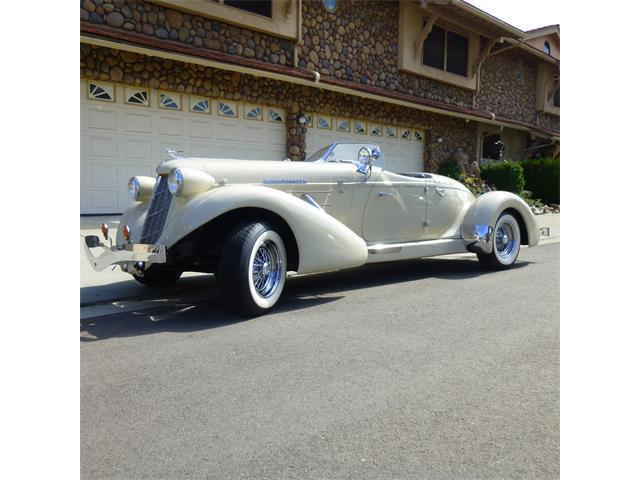 Picture of Classic 1935 Auburn 851 - $54,900.00 Offered by a Private Seller - OE71