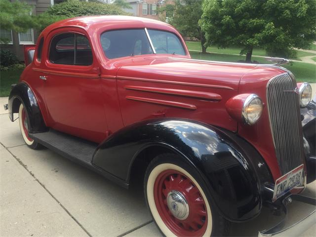 Picture of '36 Coupe - OE79