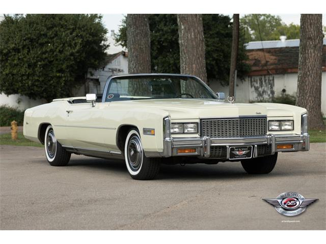 Picture of '76 Eldorado - OE8C