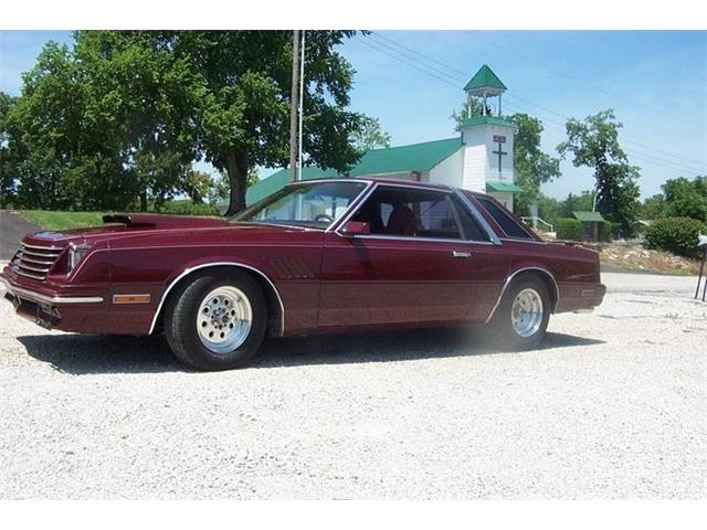 Picture of '80 Dodge Mirada - $6,500.00 - OEAI