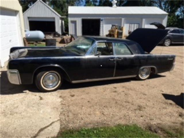 Picture of '62 Continental - O8JX