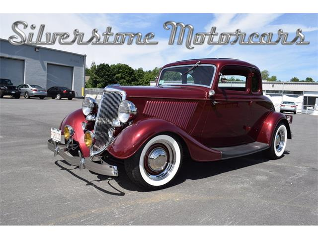 Picture of '34 5-Window Coupe - OEBR