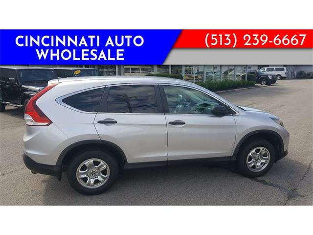 Picture of '12 CRV - OECB