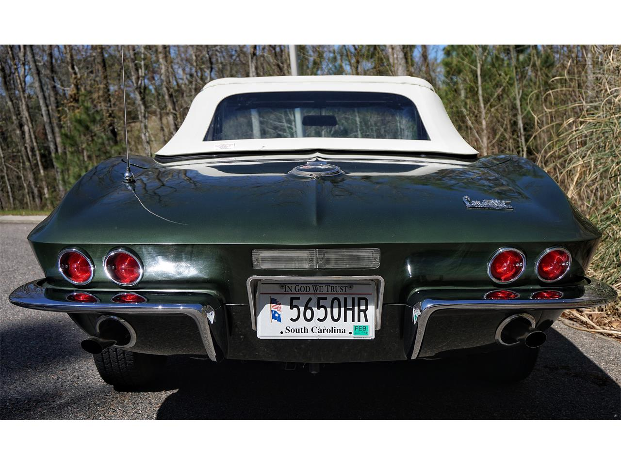 Large Picture of '67 Corvette - O8K2