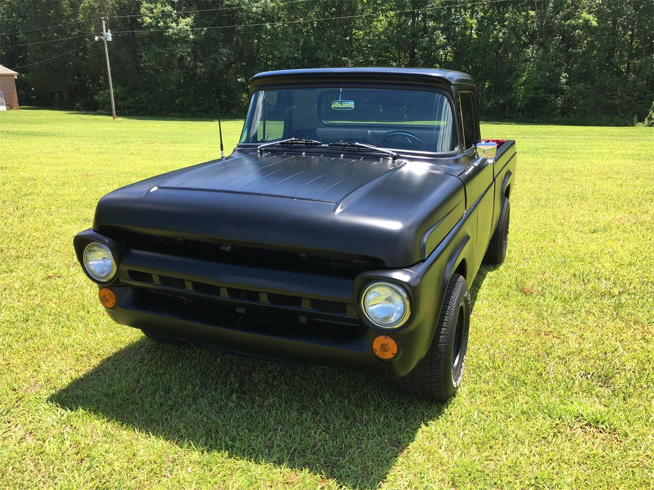 For Sale: 1957 Ford F100 in McCormick, South Carolina