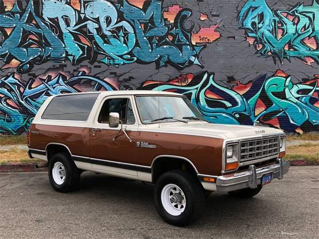 Picture of '84 Ramcharger - OEDK