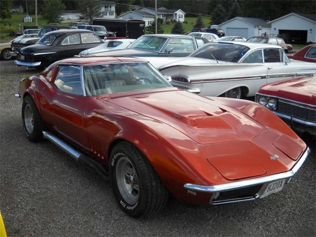 Picture of '68 Corvette - OEDP