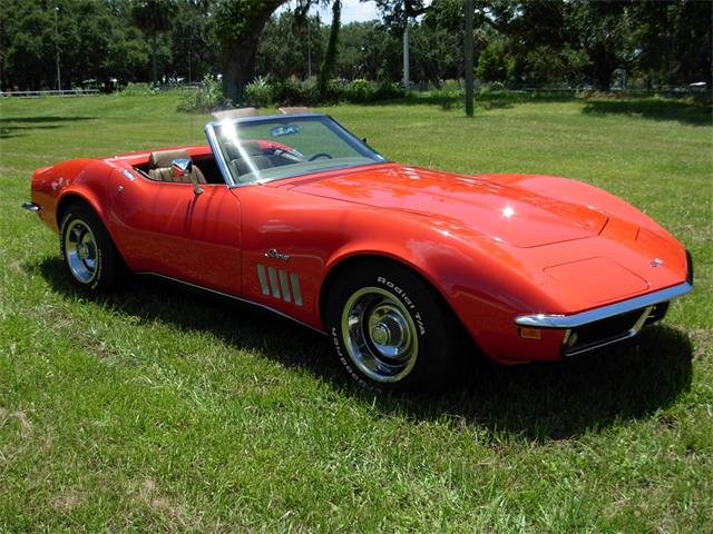 Picture of Classic 1969 Corvette located in Florida Offered by  - OEDQ