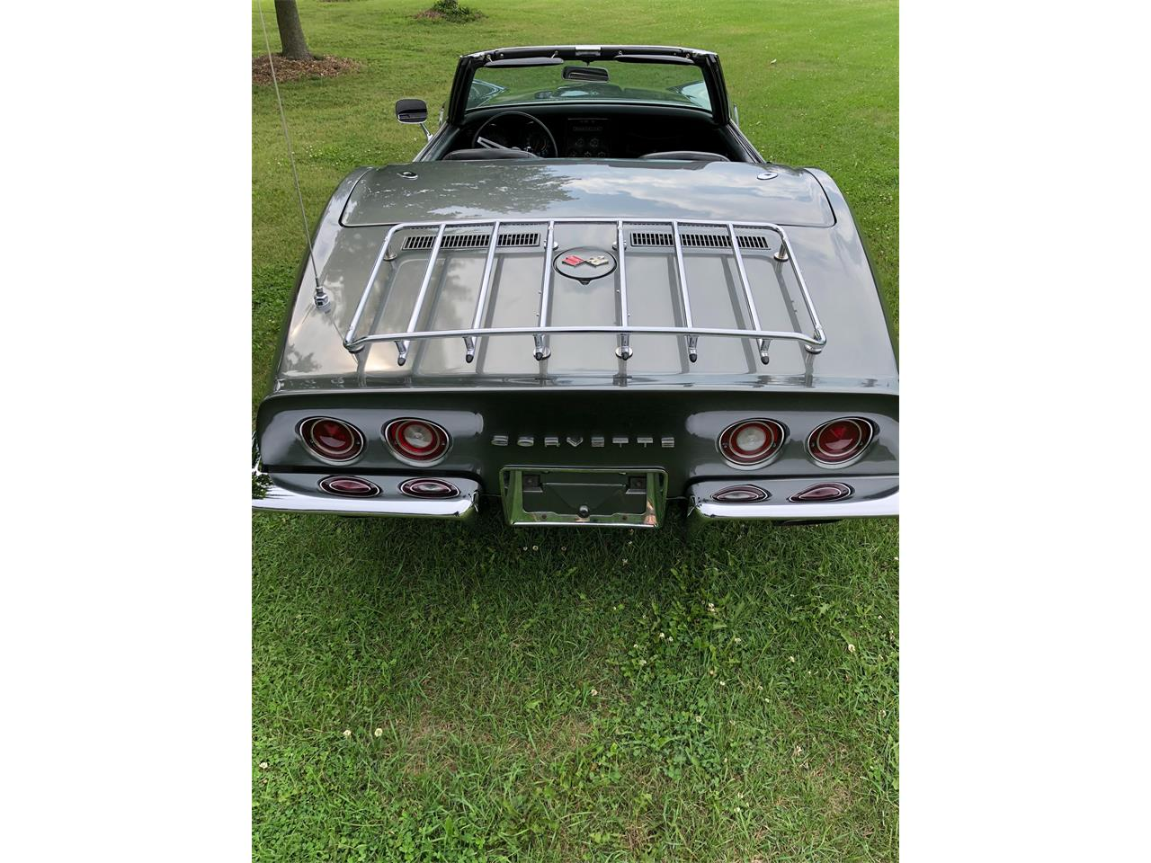 Large Picture of 1970 Corvette located in Toronto Ontario - $40,000.00 Offered by a Private Seller - OEDX