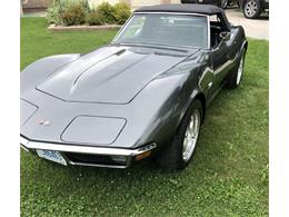 Picture of Classic 1970 Chevrolet Corvette located in Toronto Ontario Offered by a Private Seller - OEDX