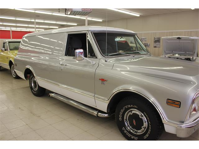Picture of Classic '68 Panel Truck - $29,500.00 Offered by  - OEE6