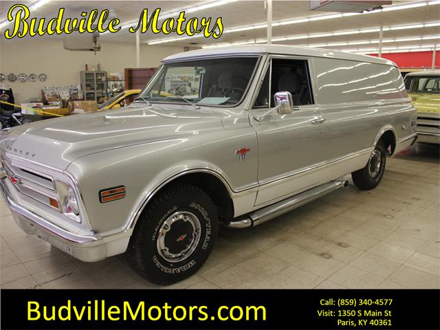 Picture of Classic '68 Panel Truck located in Kentucky - $26,500.00 - OEE6