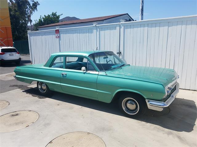 Picture of '63 Biscayne - O8KA
