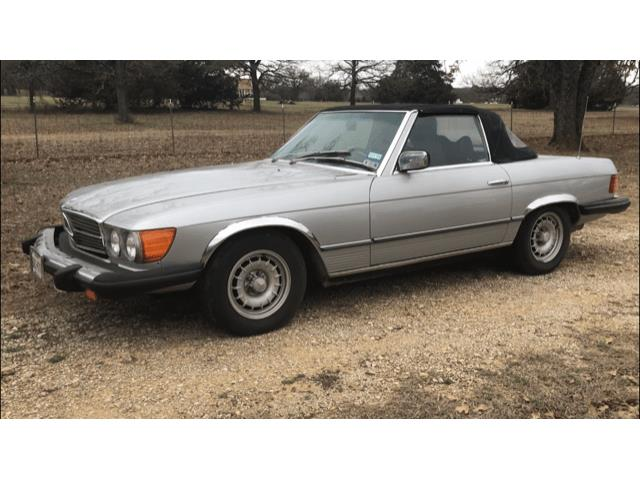 Picture of '78 450SL - OEFW