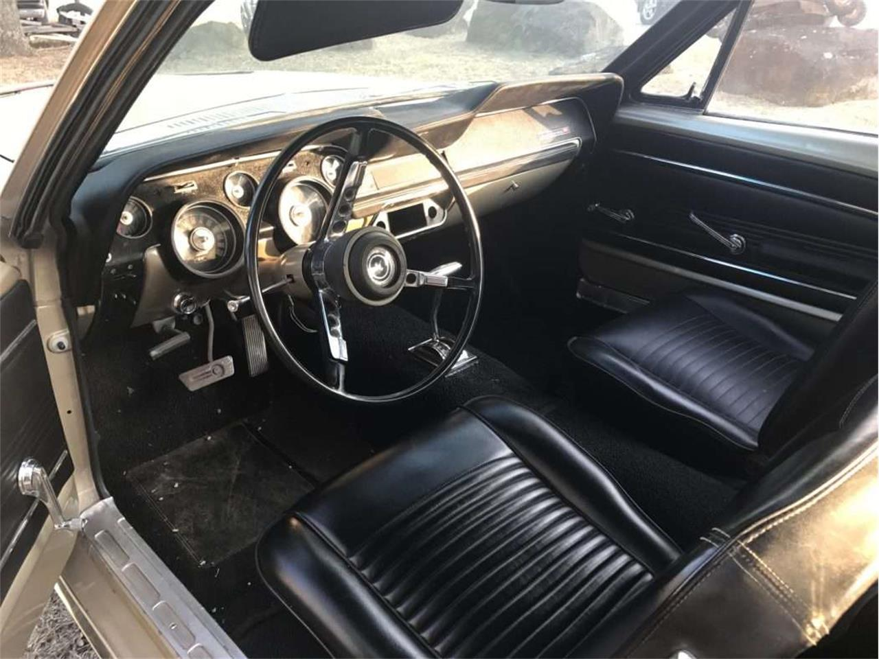 Large Picture of '67 Mustang - OEG1