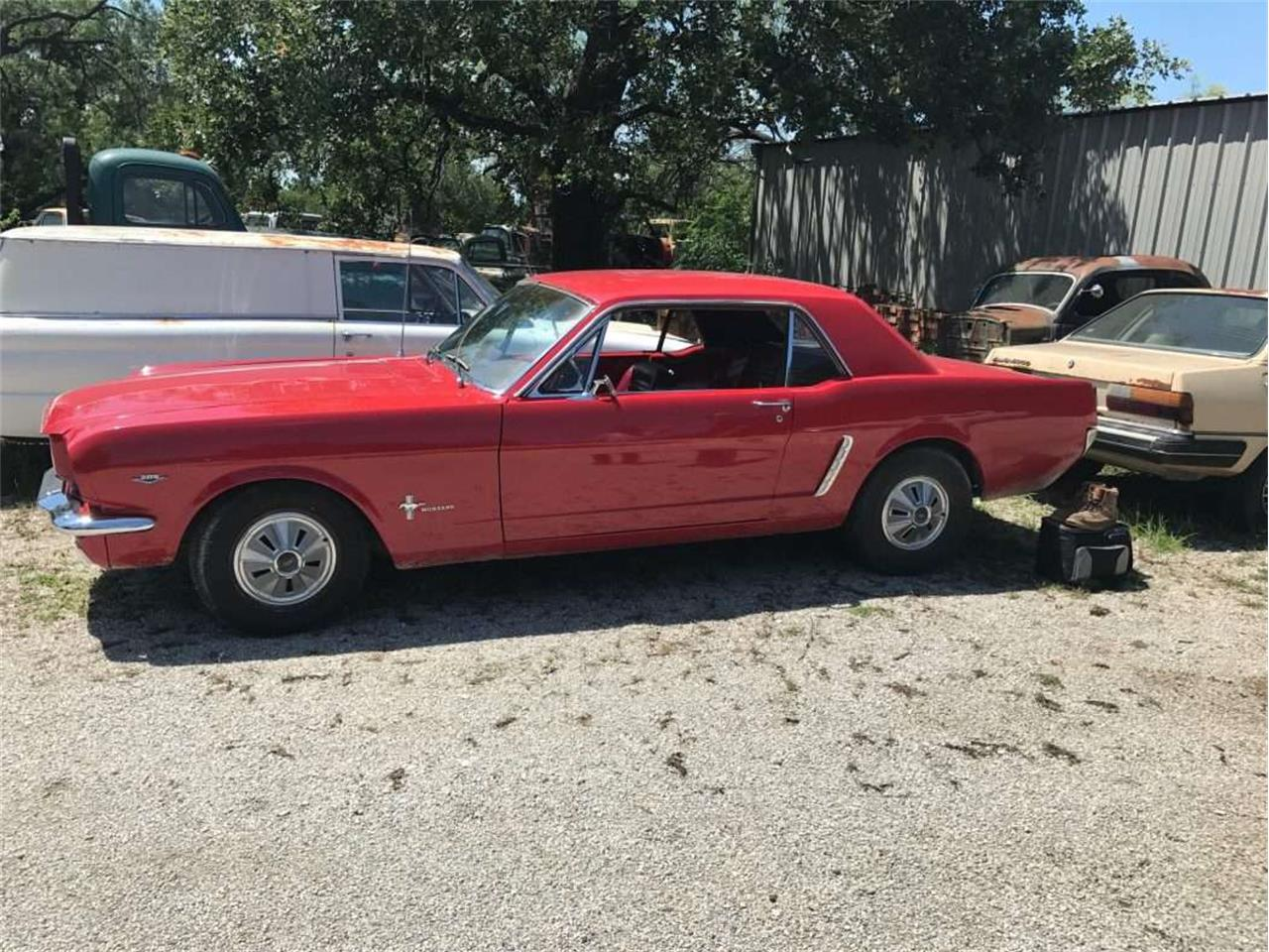 Large Picture of '65 Mustang - OEG6
