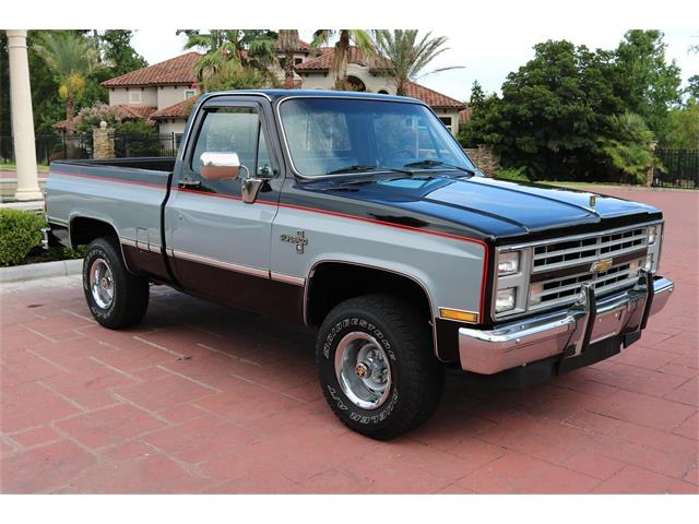 Picture of '85 K-10 - O8KG