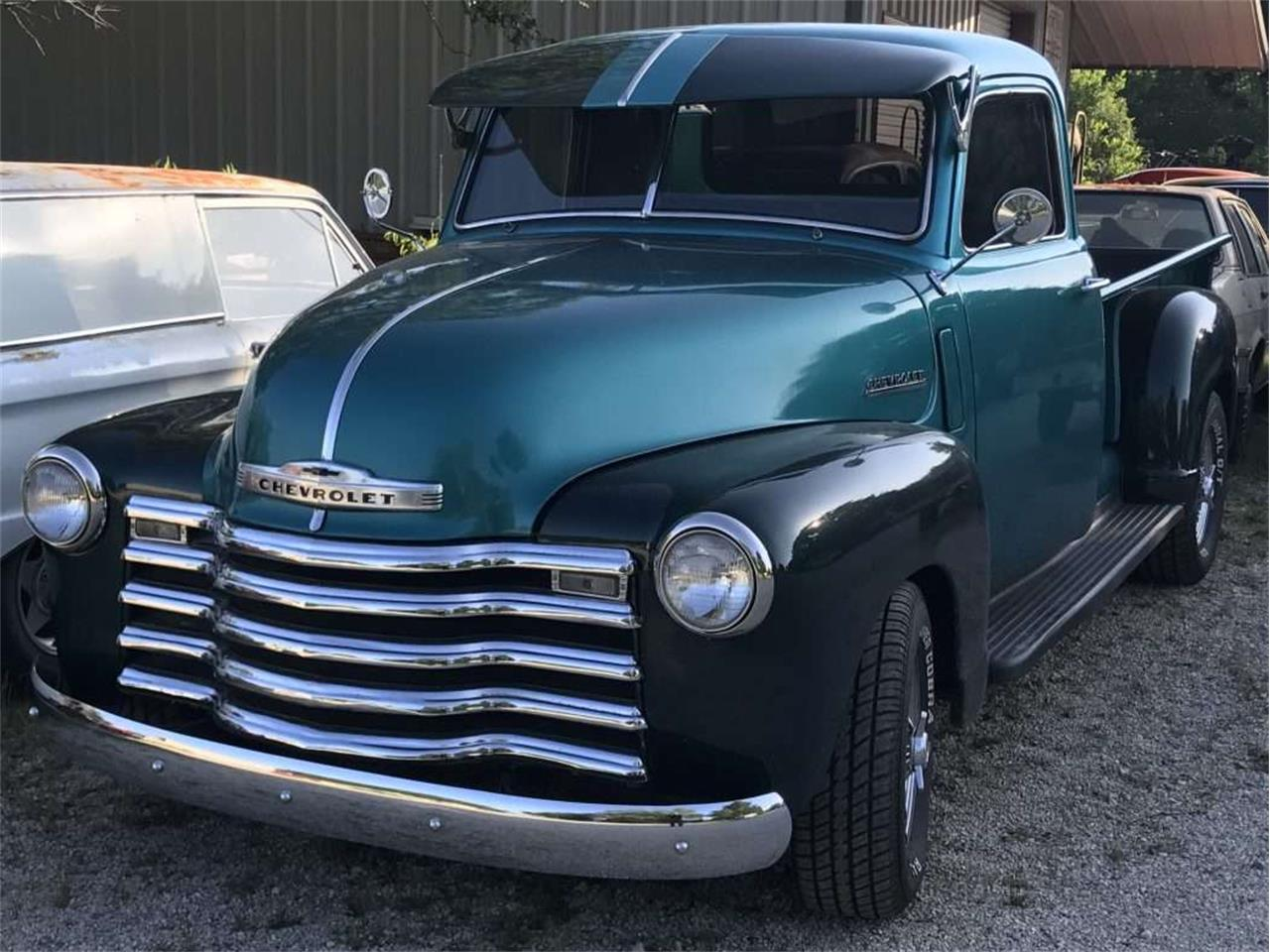 Large Picture of Classic '49 Chevrolet Automobile - OEGV