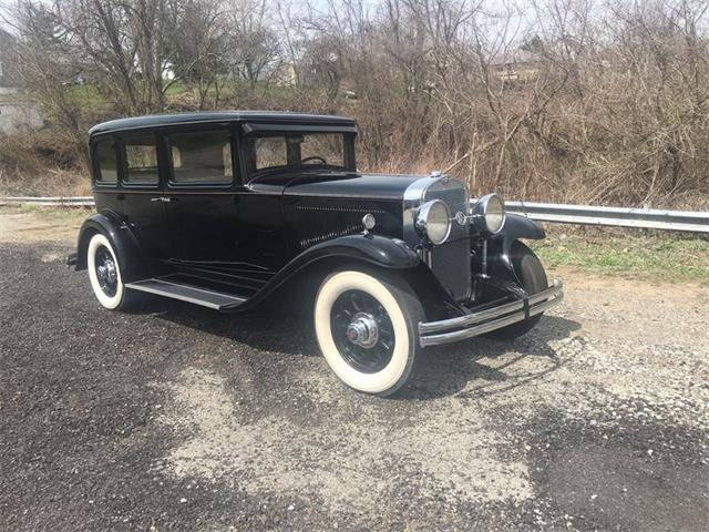 Picture of Classic 1930 LaSalle 340 Sedan located in Pennsylvania Auction Vehicle Offered by  - OEH6