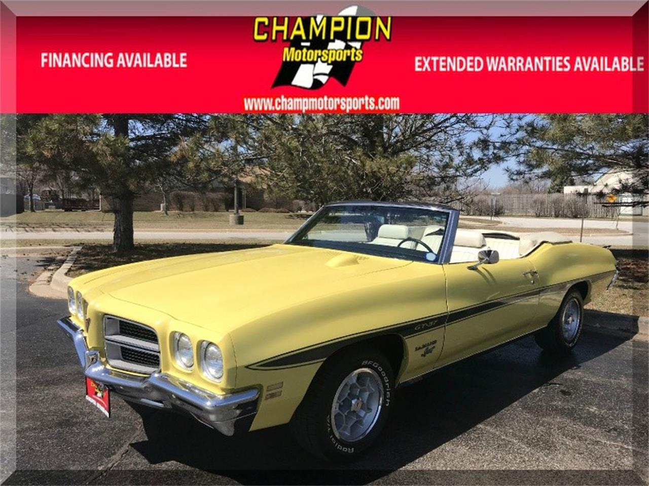 Large Picture of 1972 LeMans - $24,900.00 Offered by Champion Motorsports - O8KJ