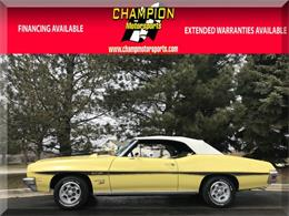 Picture of 1972 Pontiac LeMans located in Crestwood Illinois - $24,900.00 Offered by Champion Motorsports - O8KJ