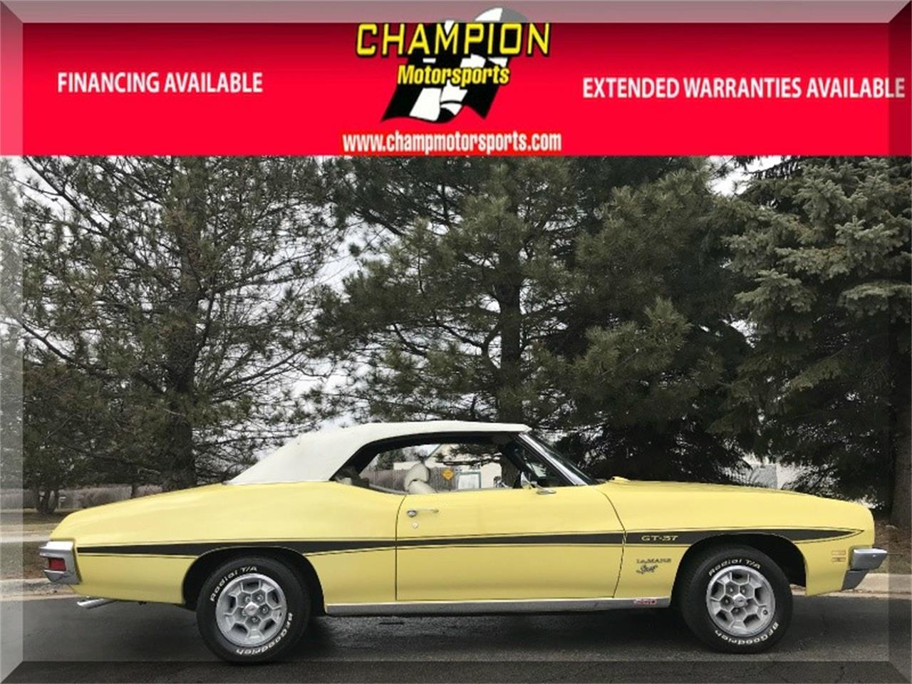 Large Picture of 1972 LeMans Offered by Champion Motorsports - O8KJ