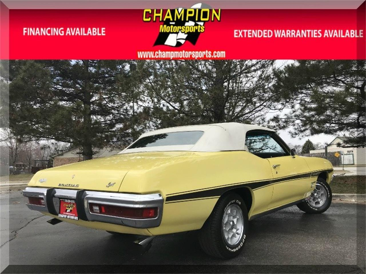 Large Picture of Classic '72 Pontiac LeMans located in Illinois - $24,900.00 - O8KJ