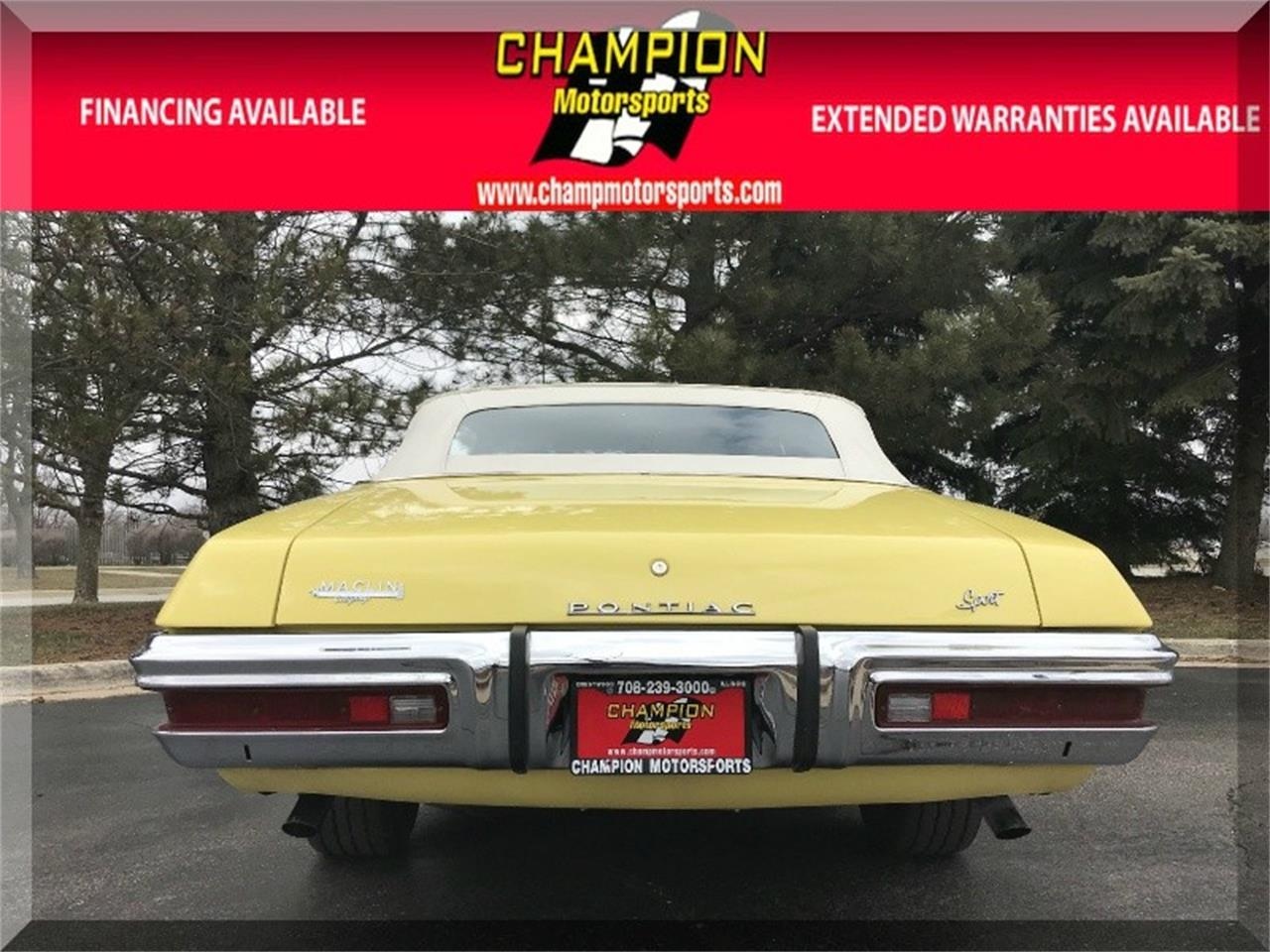 Large Picture of '72 Pontiac LeMans Offered by Champion Motorsports - O8KJ