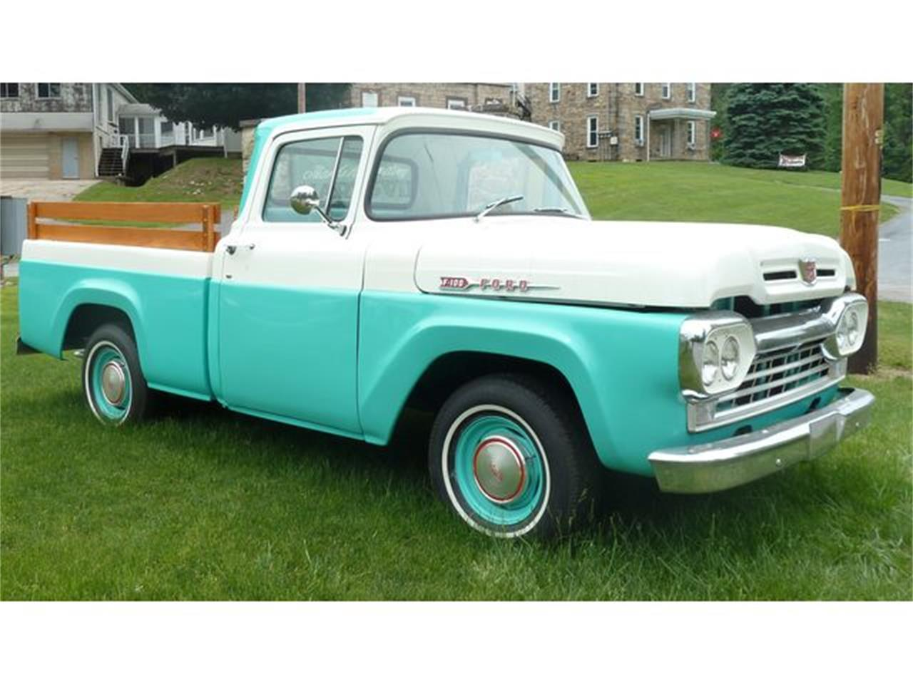 Large Picture of '60 F100 - OEHF
