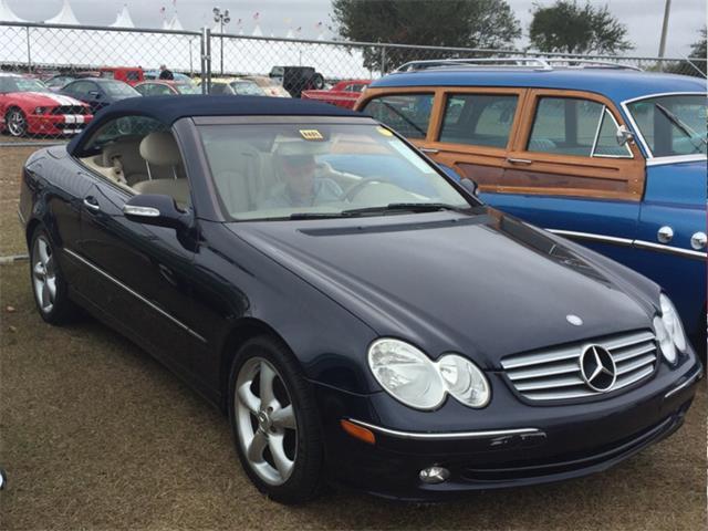 2005 Mercedes-Benz CLK320