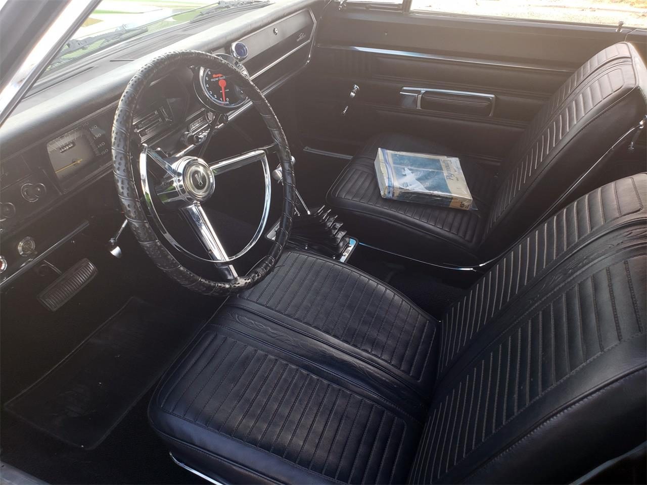 Large Picture of '67 Belvedere - OEHU