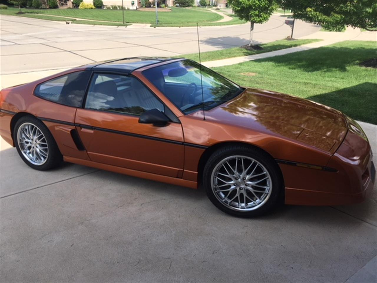 1988 Pontiac Fiero For Sale Cc 1138532 Dashboard Large Picture Of 88 Oehw