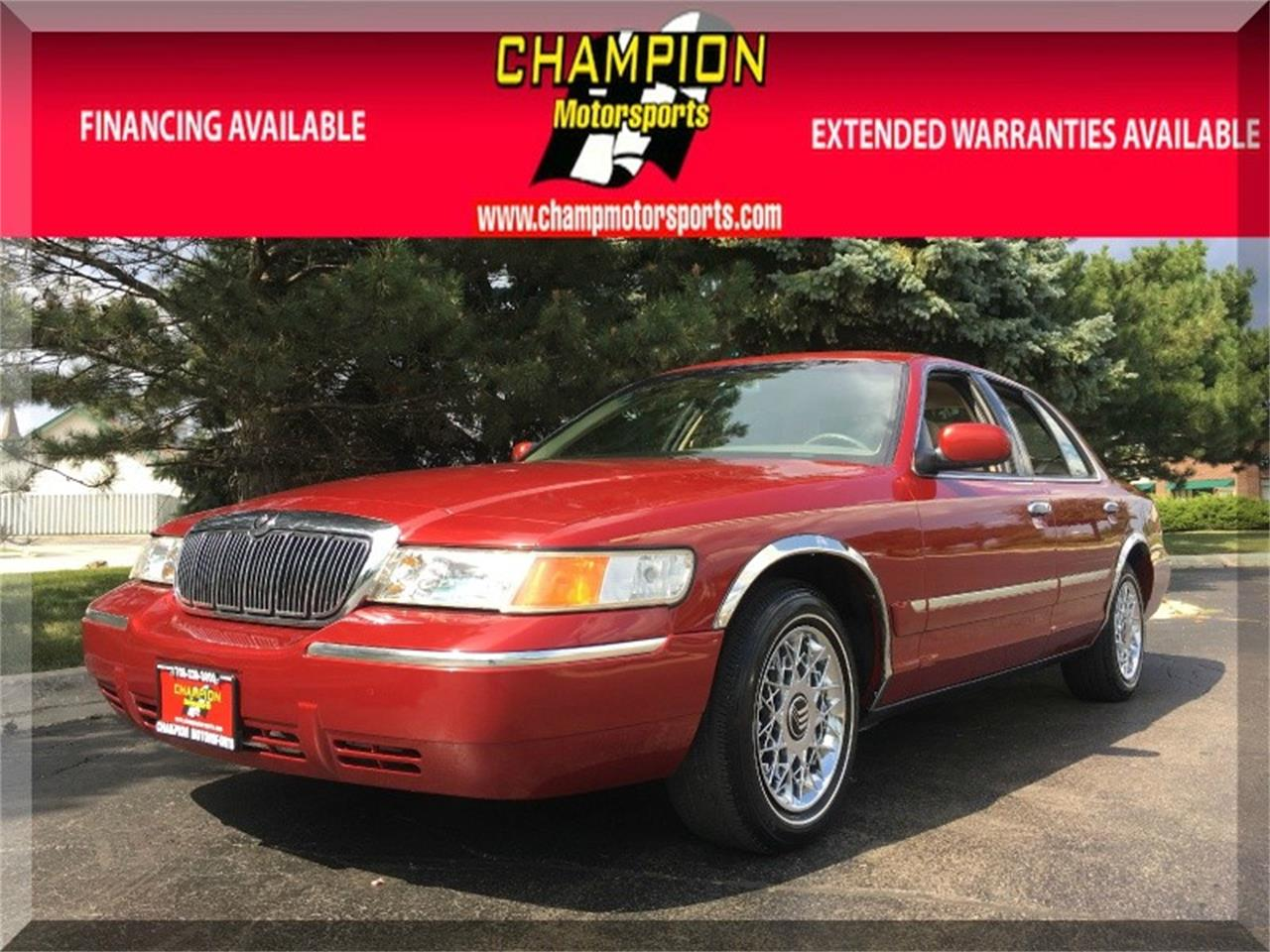 Picture of '00 Grand Marquis - O8KM