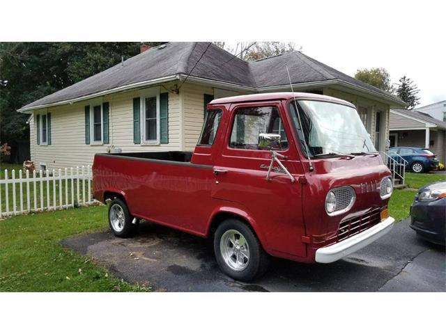 Picture of Classic '62 Econoline - $18,000.00 - OEIA