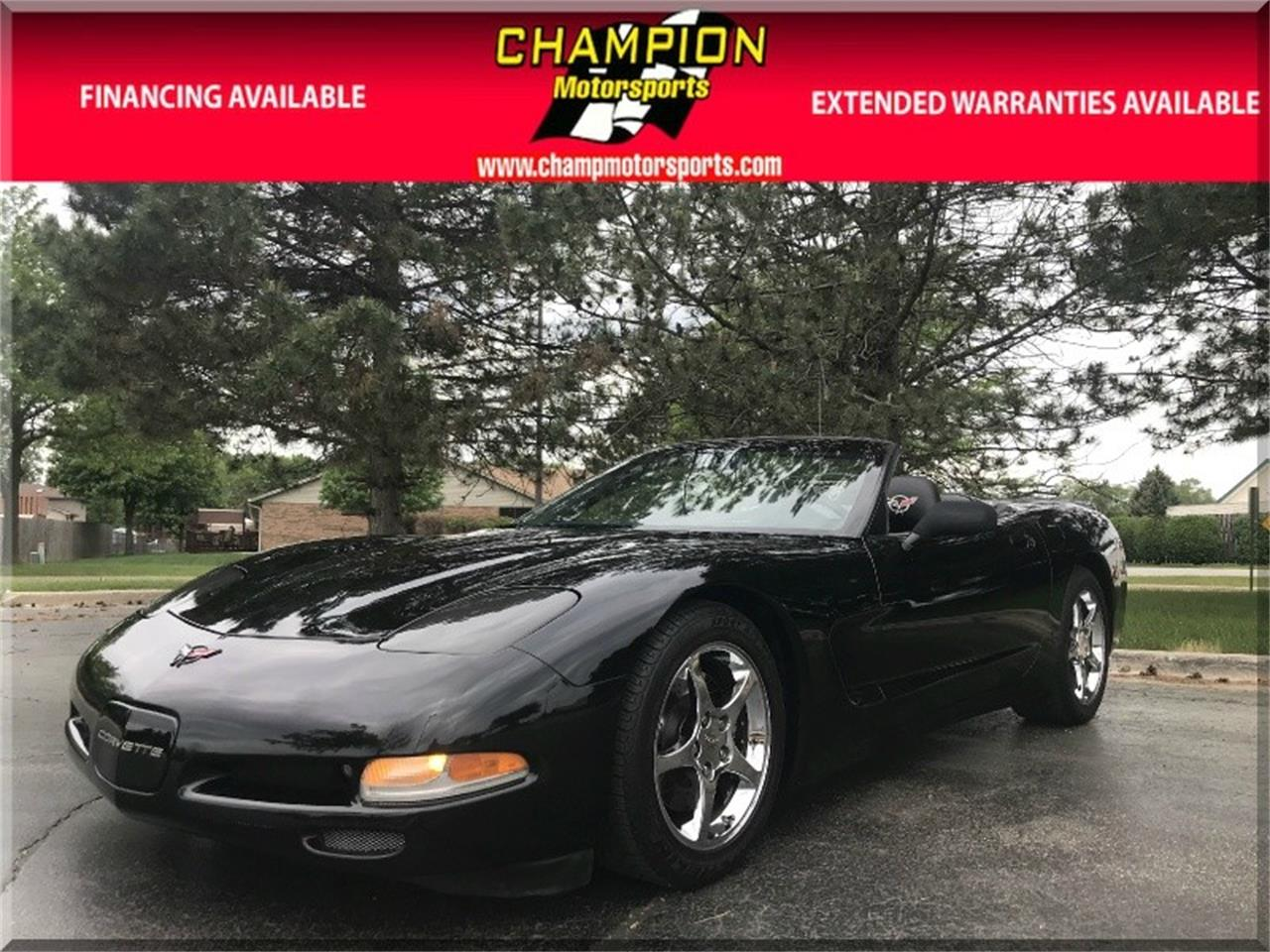 Picture of '04 Corvette - O8KN