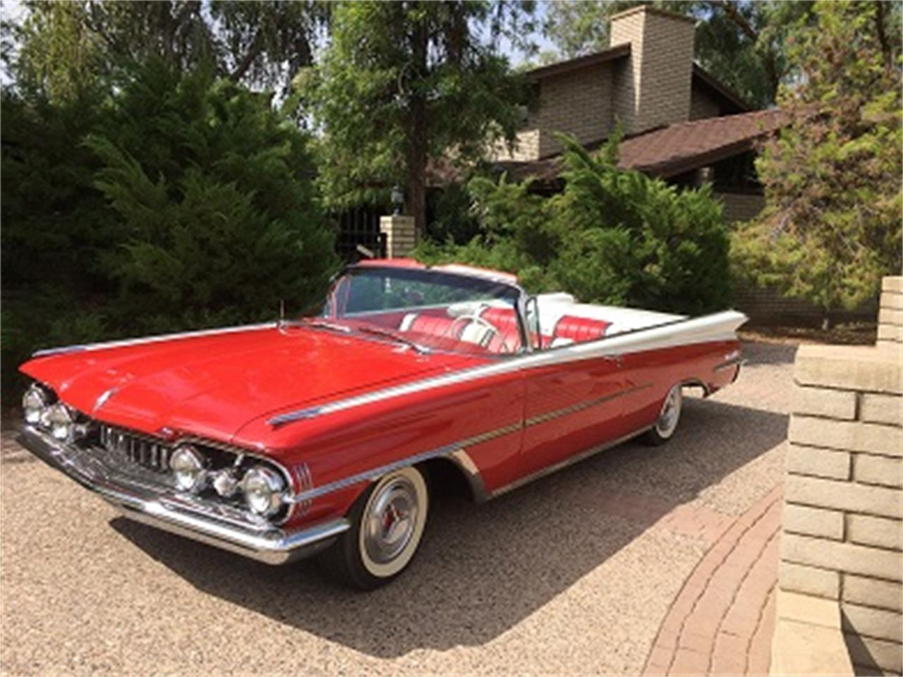 Large Picture of 1959 Oldsmobile 98 located in Arizona Offered by a Private Seller - OEIL