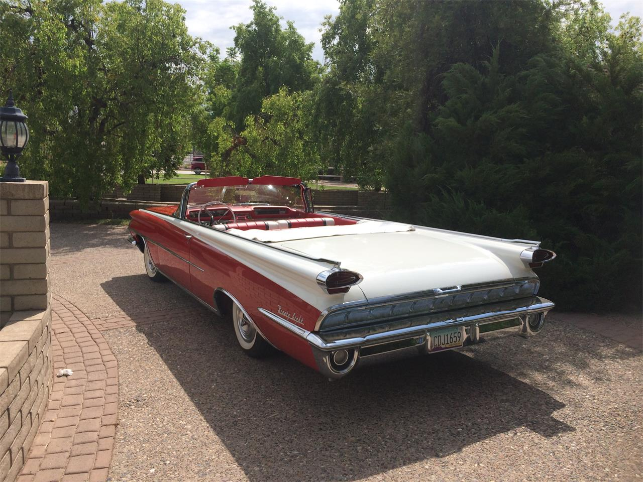 Large Picture of Classic 1959 Oldsmobile 98 - $100,000.00 - OEIL