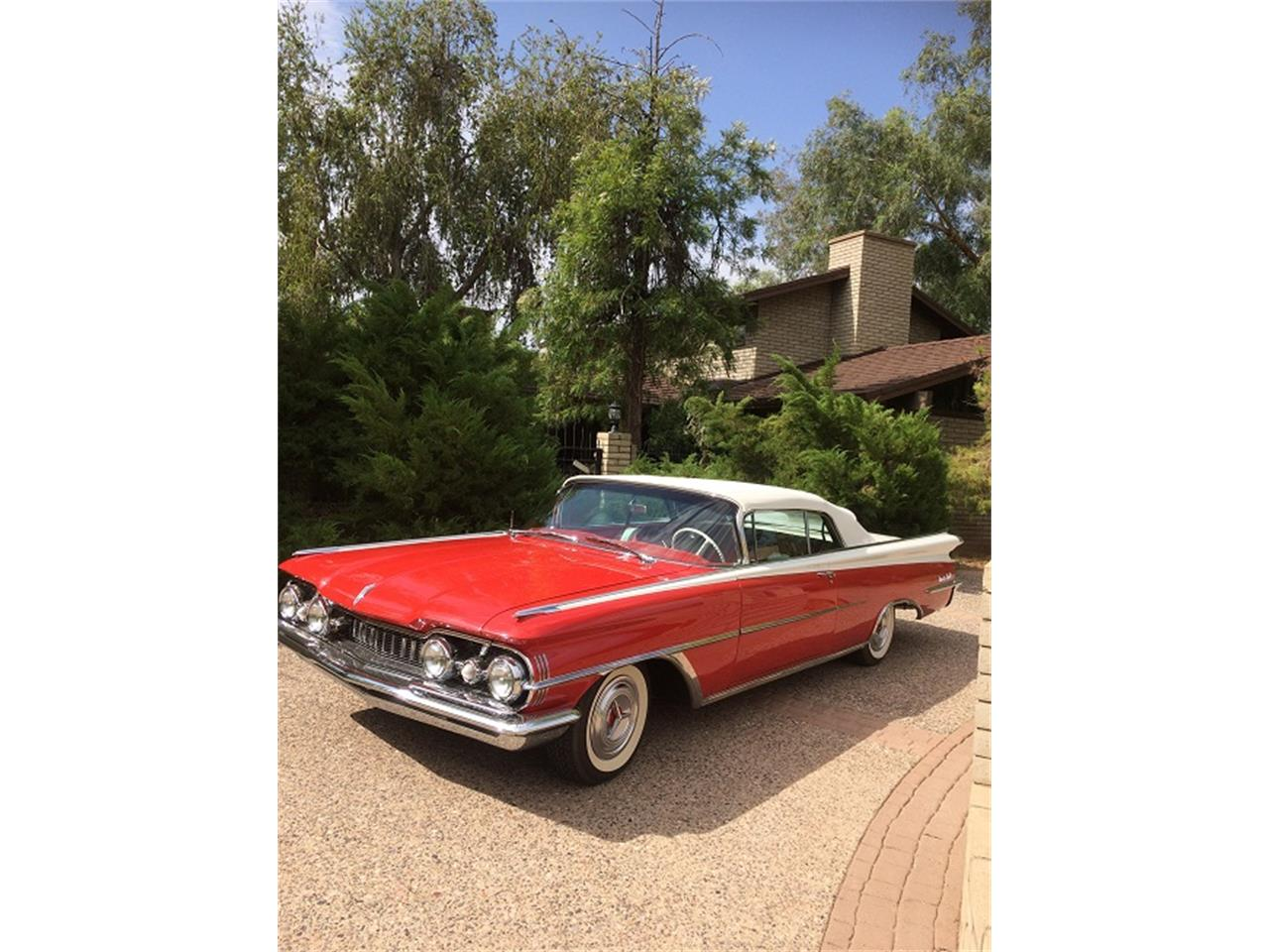 Large Picture of Classic '59 Oldsmobile 98 Offered by a Private Seller - OEIL