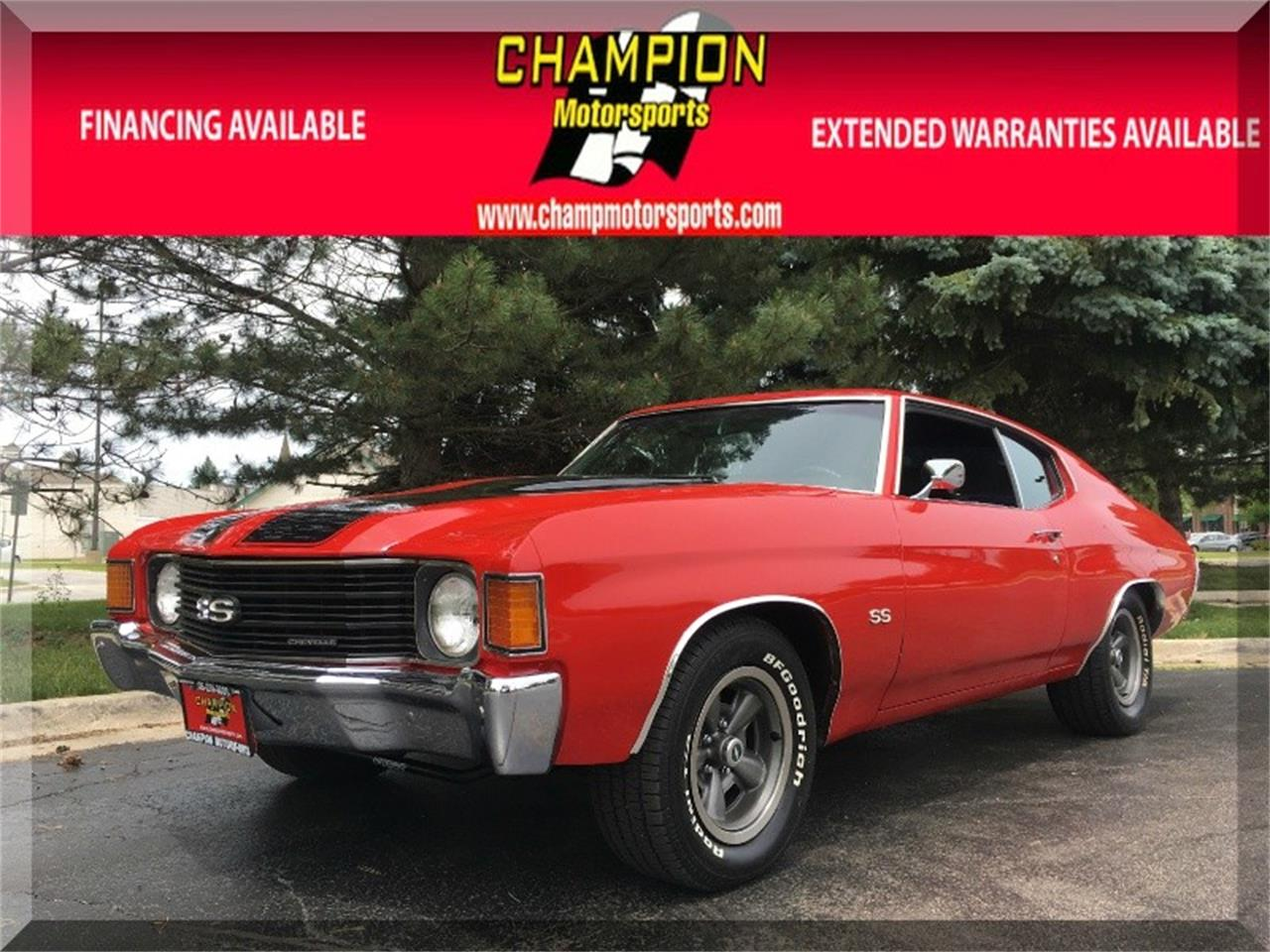Picture of '72 Chevelle - O8KO