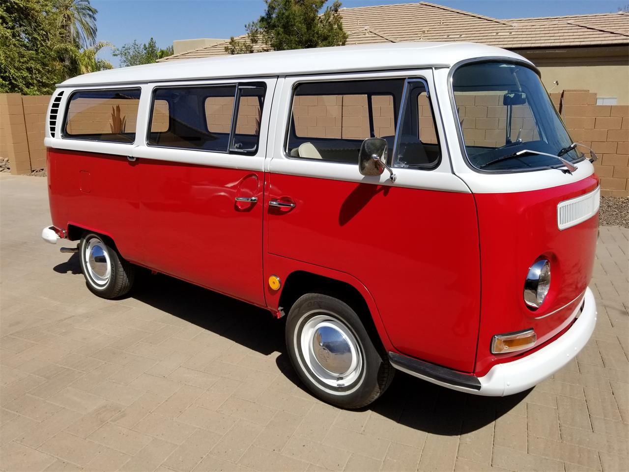 Volk Wagon 1969 Volkswagen Bus For Sale