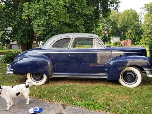 Picture of '46 Ambassador - OEIS