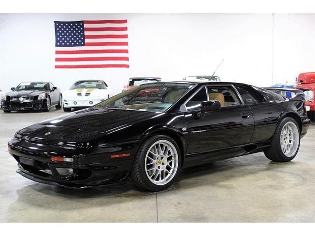 Classic Lotus Esprit For Sale On Classiccars