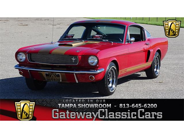 1966 Shelby Mustang