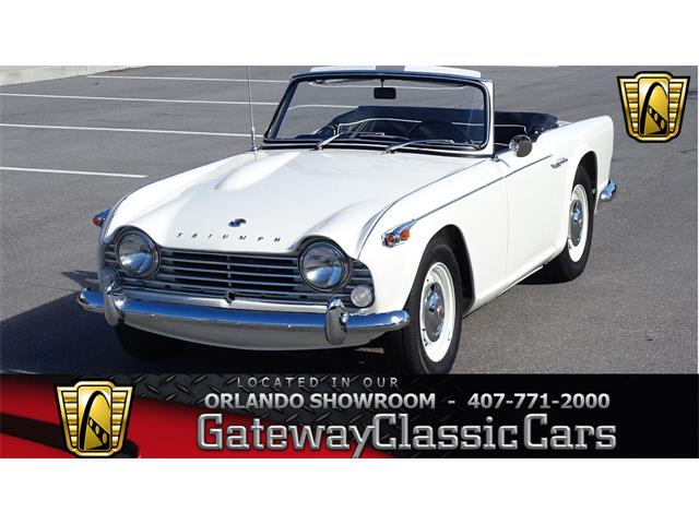 Picture of Classic 1966 TR4 - OEKG