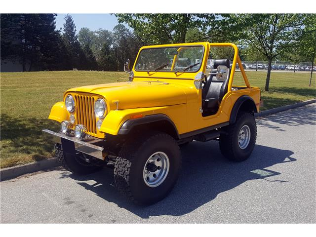 Picture of 1980 Jeep CJ5 located in Nevada Auction Vehicle Offered by  - OEKR