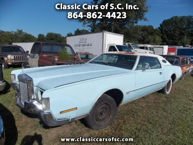 Picture of 1972 Continental Mark VI located in Gray Court South Carolina Offered by  - OEKU