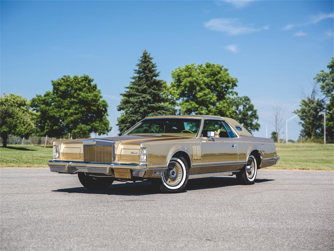 Picture of '78 Continental Mark V Diamond Jubilee Edition - O8L0