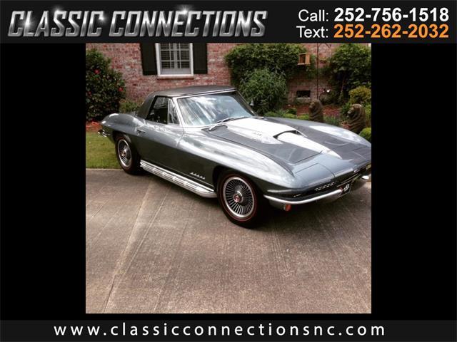 Picture of '67 Corvette Stingray - OEMI