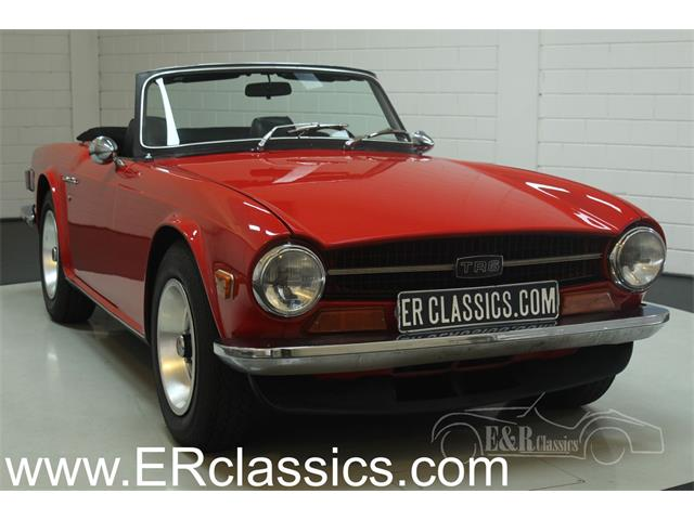 Picture of '71 TR6 - OEMW